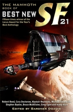 Vente EBooks : The Mammoth Book of Best New SF 21  - Gardner Dozois