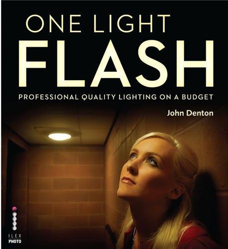 One light flash /anglais