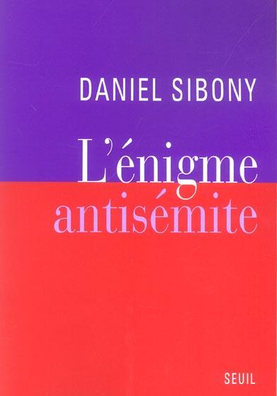 L'enigme antisemite