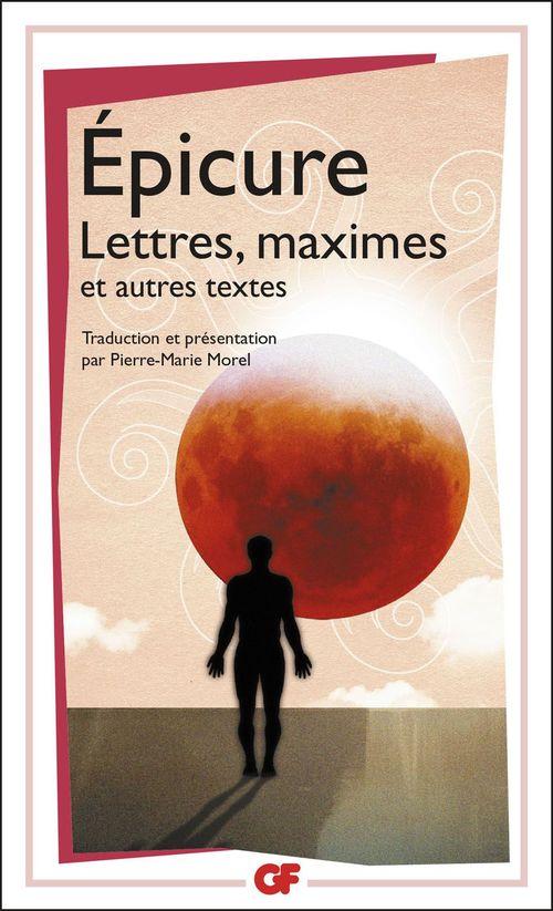 Lettres, maximes et autres textes