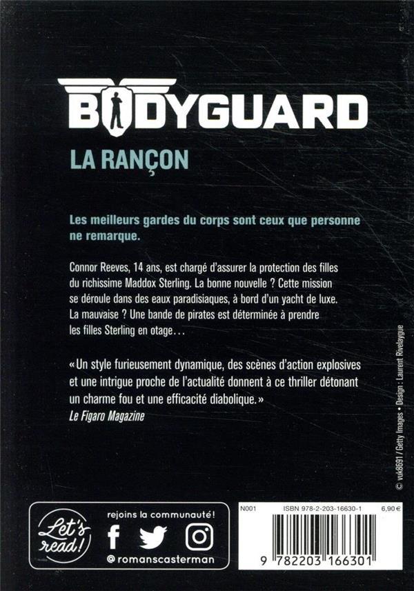 Bodyguard T.2 ; la rançon