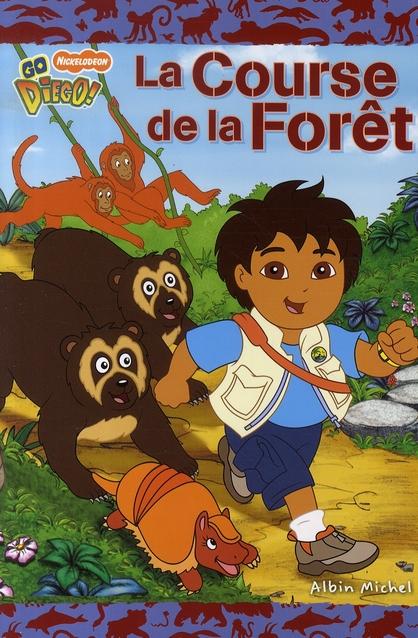 La course de la forêt