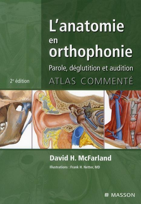 L'Anatomie En Orthophonie