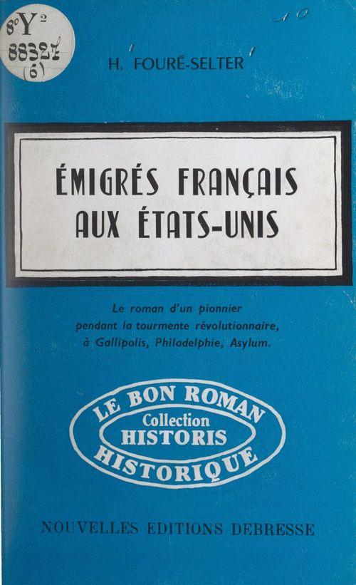 Émigrés français aux États-Unis