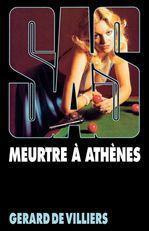 SAS T.44 ; meurtre à Athènes