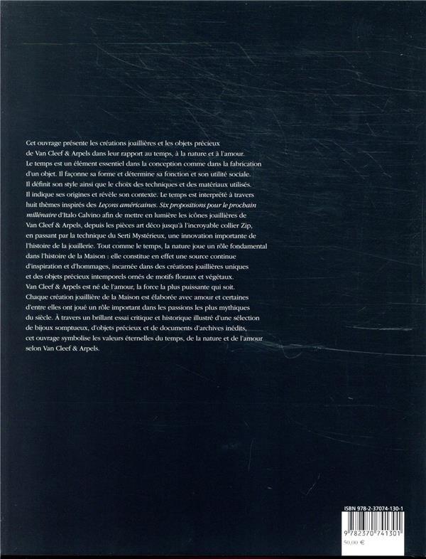 Van Cleef & Arpels ; time, nature, love