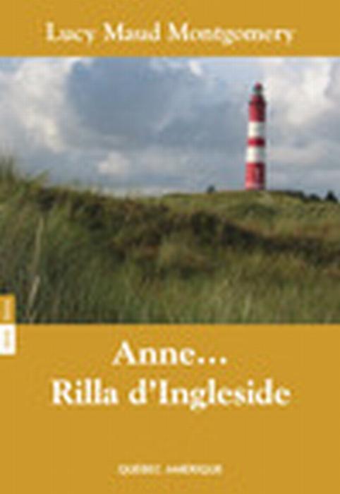 Anne... rilla d'ingleside. anne t 08 (compact)