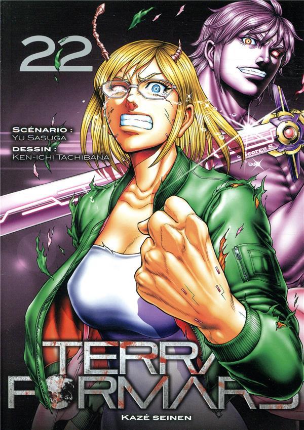 Terra Formars T.22
