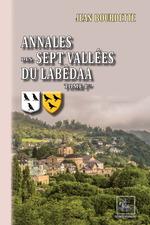 Annales des Sept Vallées du Labédaa (Tome Ier)