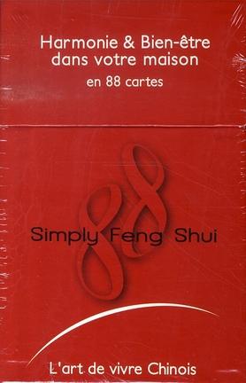 Coffret simply feng shui