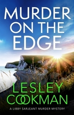 The Murder on the Edge  - Lesley Cookman