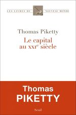 Vente EBooks : Le Capital au XXIe siècle  - Thomas Piketty