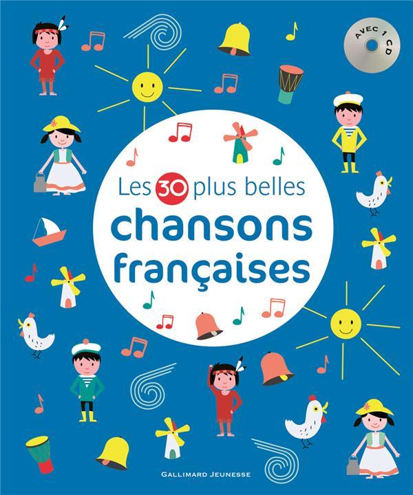 Les 30 plus belles chansons francaises