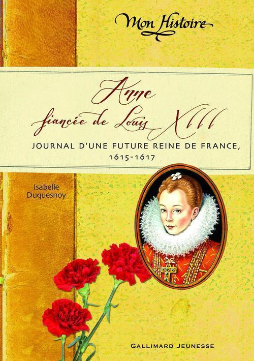 Anne, fiancée de Louis XIII