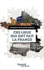 Vente Livre Numérique : Ces lieux qui ont fait la France  - Francois-guillaume Lorrain