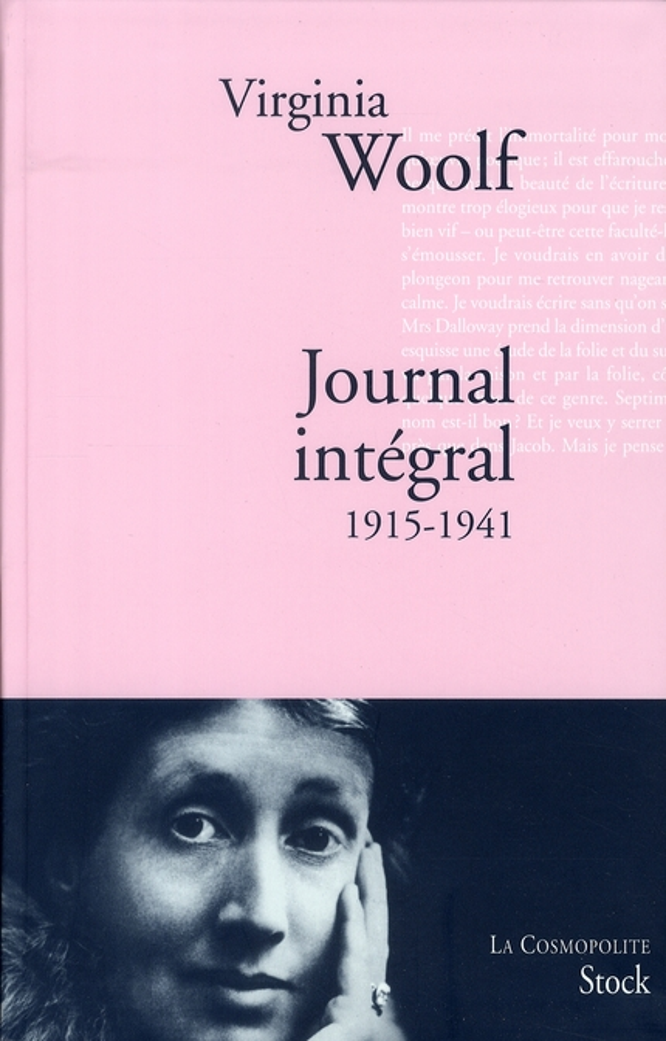 JOURNAL INTEGRAL 1915-1941