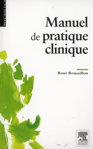 Manuel De Pratique Clinique