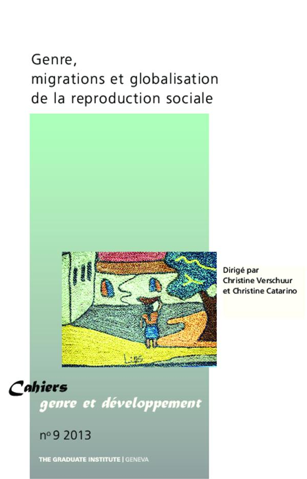 Genre, migrations et globalisation de la reproduction sociale