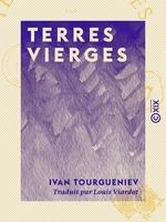 Vente Livre Numérique : Terres vierges  - Ivan Tourgueniev