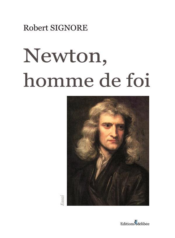 Newton, homme de foi