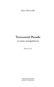 Terrestrial parade