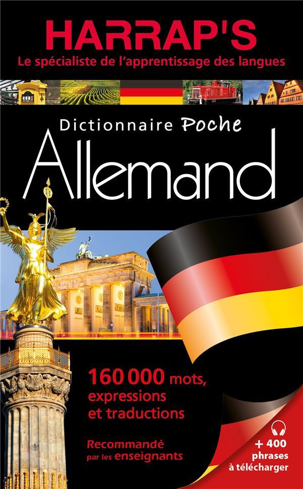 Harrap s poche allemand