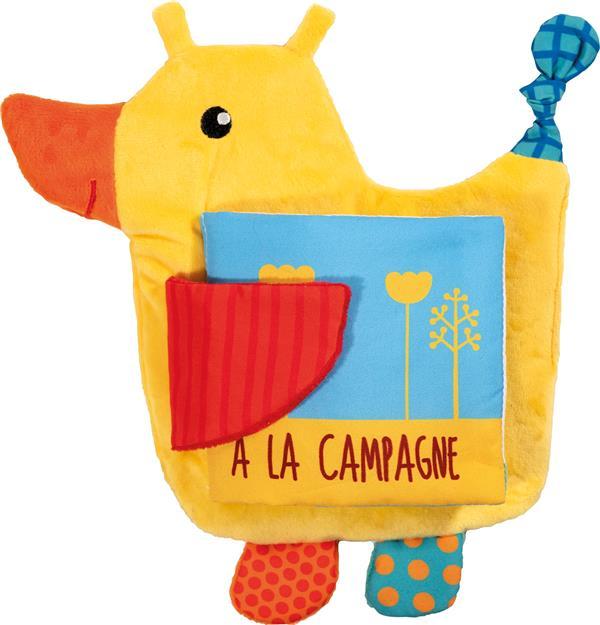 FERRI FRANCESCA - CHLOE LE CANETON - A LA CAMPAGNE