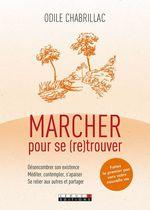 Vente Livre Numérique : Marcher pour se (re)trouver  - Odile Chabrillac