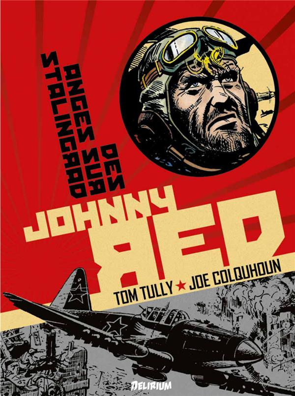 Johnny Red T.3 ; des anges sur Stalingrad
