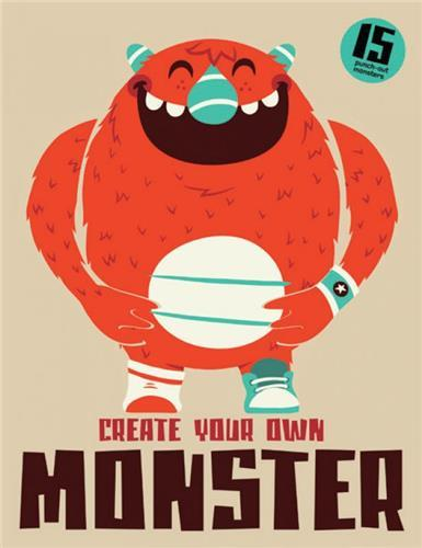 Create your own monster /anglais