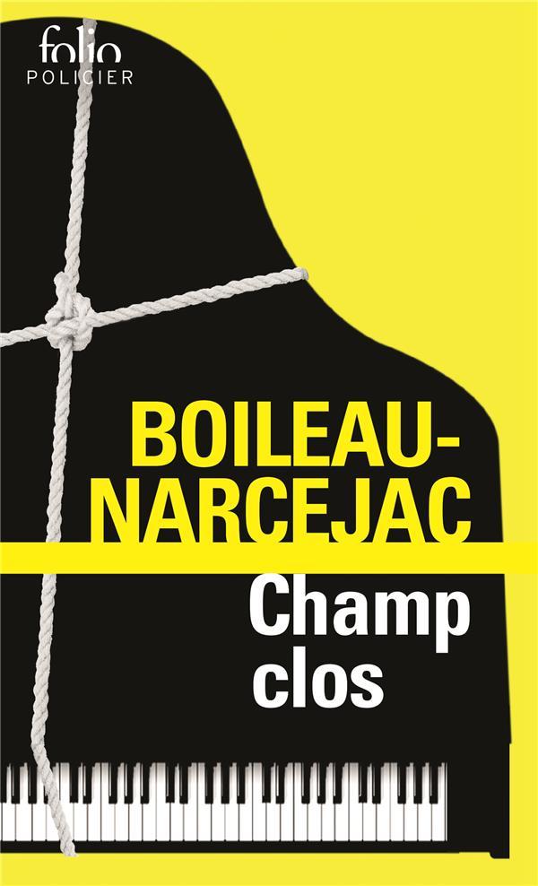Champ clos
