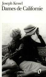Vente Livre Numérique : Dames de Californie  - Joseph Kessel