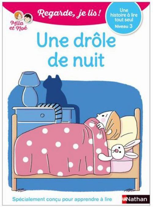 Regarde, je lis ! ; une drôle de nuit ; niveau 3 (édition 2019)