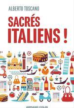 Vente Livre Numérique : Sacrés Italiens !  - Alberto Toscano