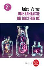 Couverture de Une fantaisie du docteur ox
