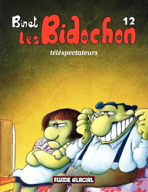 Les Bidochon (Tome 12) - Téléspectateurs