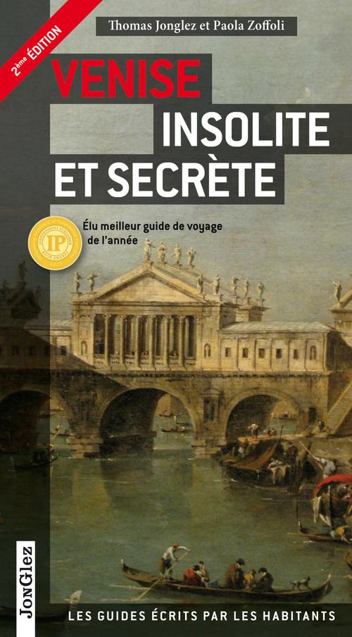 Venise insolite et secrète (2e édition)
