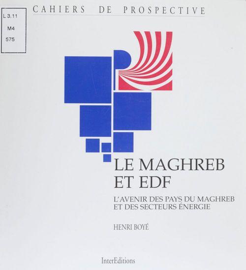 Le maghreb et edf