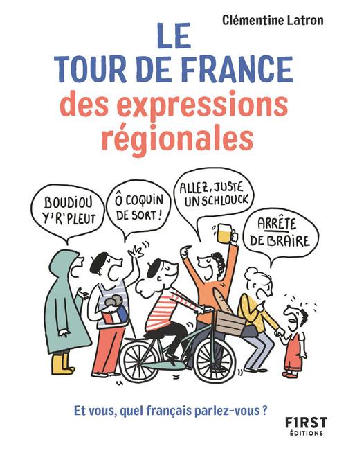 Le tour de France des expressions ; illustré