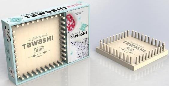La fabrique à tawashi