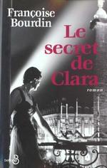 Couverture de Le secret de clara
