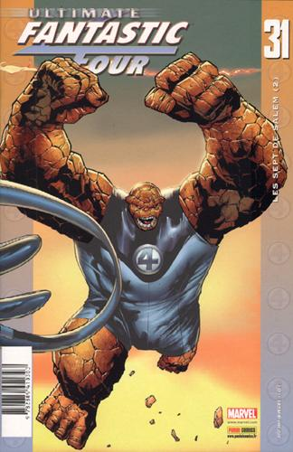 Ultimate Fantastic Four T.31