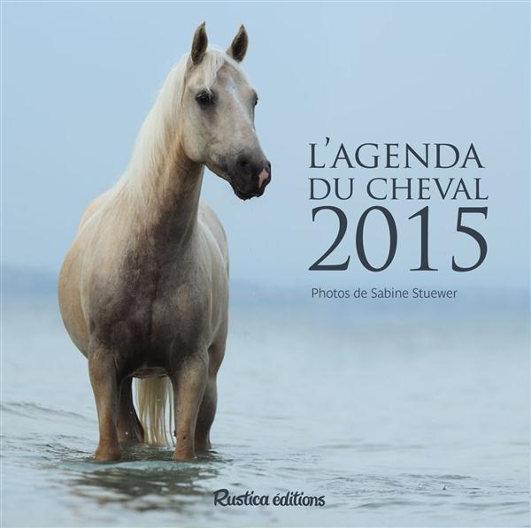 L'agenda du cheval 2015