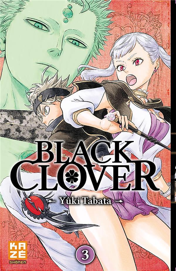 black Clover t.3