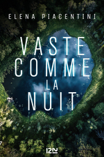 Vente Livre Numérique : Vaste comme la nuit  - Elena Piacentini