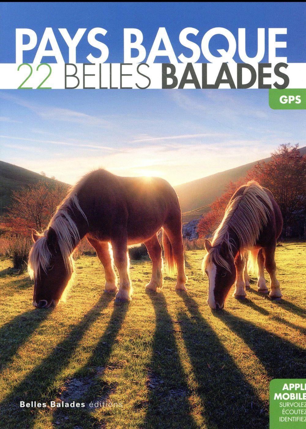 Pays Basque ; 22 belles balades