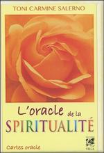 L'oracle de la spiritualité ; cartes oracle