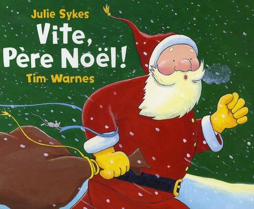 Vite, Père Noël !