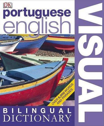 Portuguese-English ; Visual Bilingual Dictionary