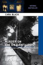 Vente Livre Numérique : Murder on the Ile Saint-Louis  - Cara Black